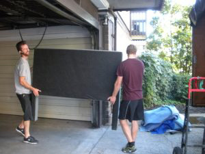Furniture removalists Hornsby